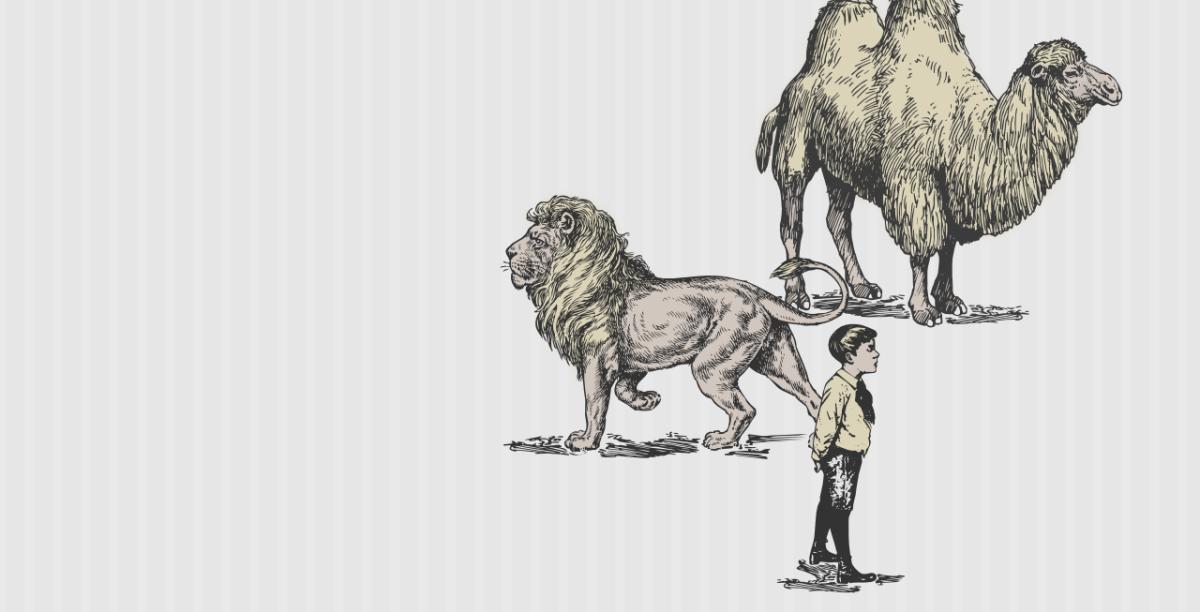 Resultado de imagem para Zaratustra - Das Três Metamorfoses