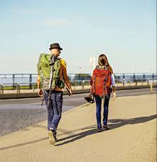 Resultado de imagem para O guia definitivo dos mochileiros viagem e turismo