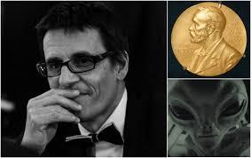 Resultado de imagem para Vencedor do Nobel afirma: 'Descobriremos aliens em 30 anos'