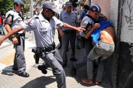 Resultado de imagem para medo polícia