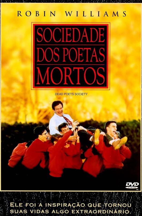 """Quem é o melhor professor no Filme """"SOCIEDADE DOS POETAS MORTOS""""?"""