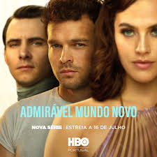 HBO Portugal - Admirável Mundo Novo: Nova série estreia... | Facebook
