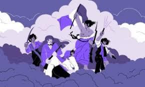 Justiça de Saia » Viva a Revolução! Há 230 anos, um grupo de mulheres deu  uma lição de cidadania ao rei da França. Ele obedeceu.